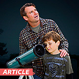 How to teach your kids about astronomy